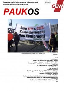 PAUKOS_2_2015 Titelseite