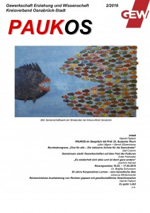 Paukos 2/2016 Titel